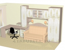 1 - Спальня