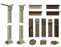 3 Декоративные элементы