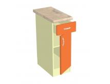 Шкафы нижние