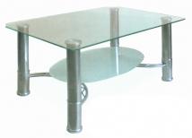 столы стеклянные